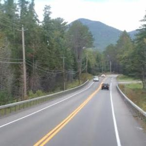 adirondacks on road