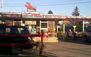 charlottes lobster pound