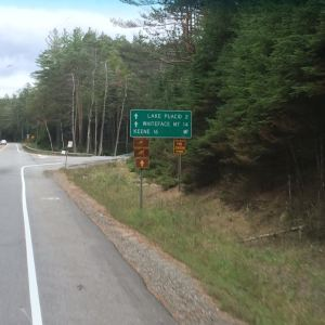 lake placid sign