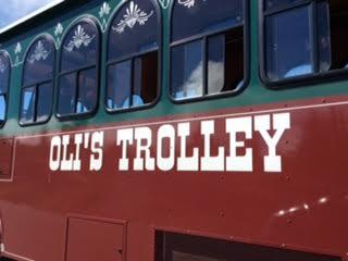 9 oli's trolley